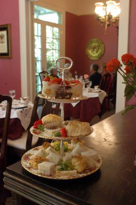 Our Traditional Tea Tiers